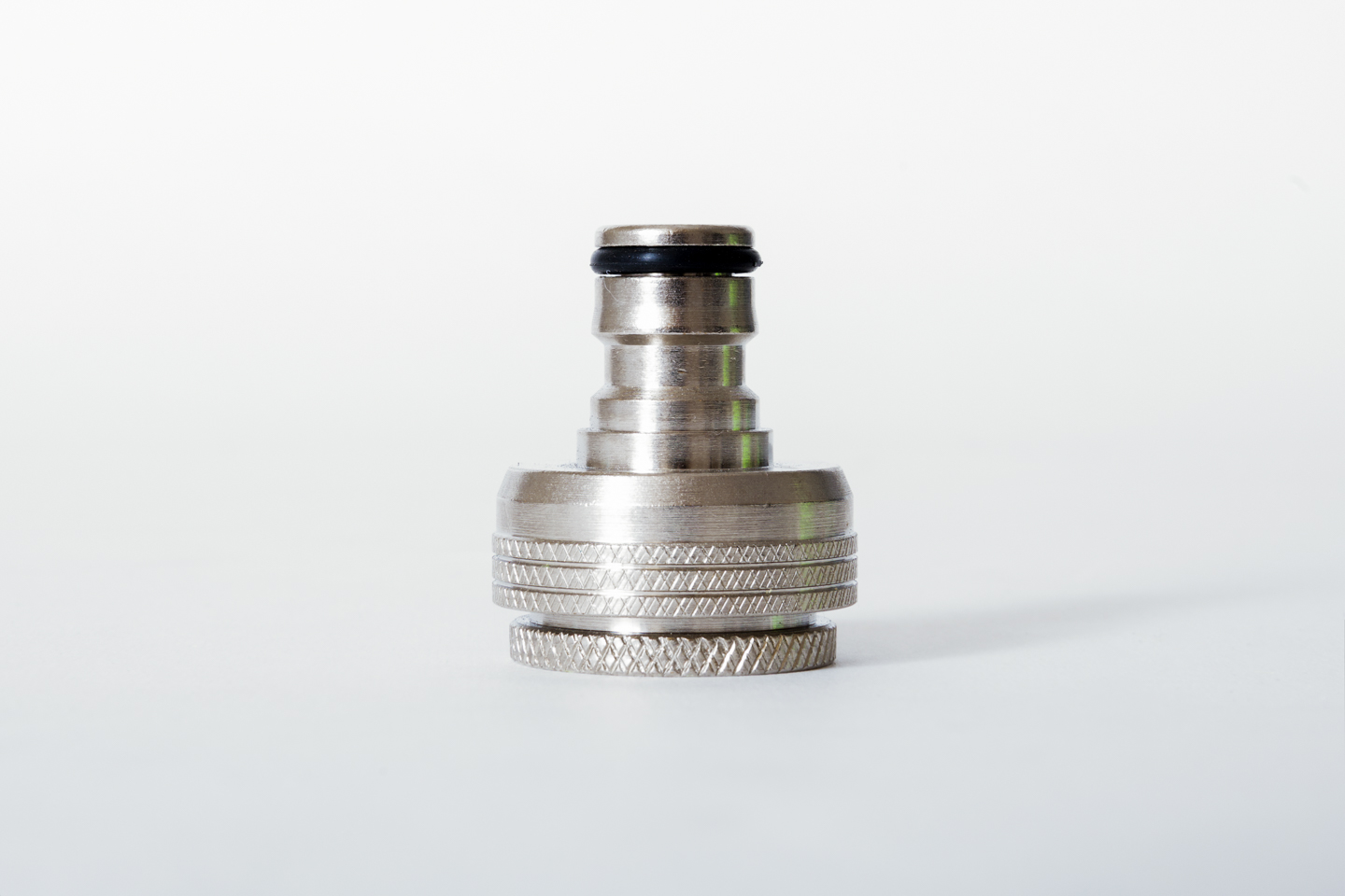 TAP CONNECTOR SNAP FITTING