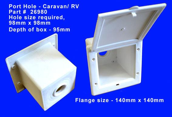 RV Caravan portal