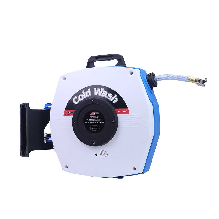 Cold Wash hose reel