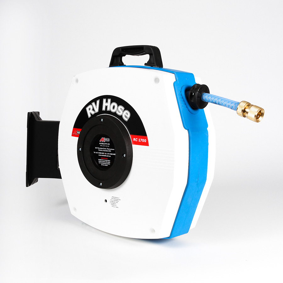 Caravan Drinking Water Hose Reel